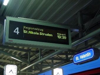 ÖBB Bahnhof