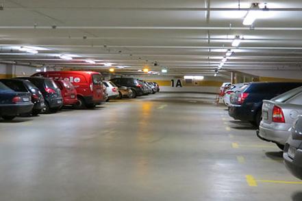 comfor hotel garage