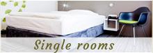 single rooms