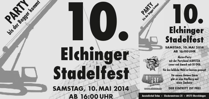 10-Stadelfest