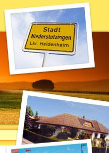 Niederstotzingen im Landkreis Heidenheim