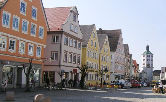old town of Günzburg