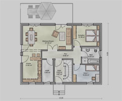 Zweifamilienhaus grundriss