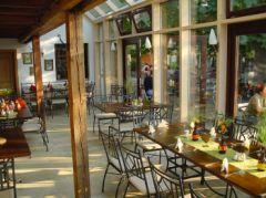Das Restaurant im Wintergarten