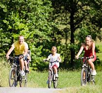 Wasserspuren - eine gemütliche Radtour entlang der Donau und ihren Nebenflüssen