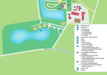 Übersichtskarte vom Schwarzfelder Hof