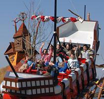 Piratenschule im Legoland Günzburg