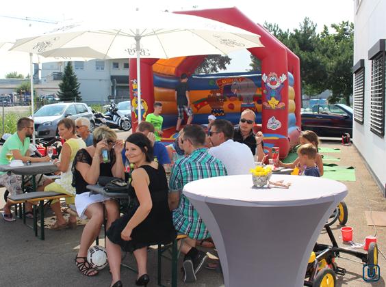 Sommerfest   ULMATEC GmbH