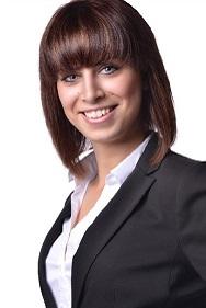 Laura Saviello - Auszubildende Industriekauffrau