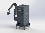 industrial deduster IEP 10-1-2 / 1,1 MD mit APU