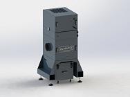 industrial deduster IES 2-8-2 / 1,1 MD