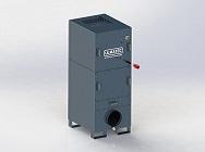 Industrieluftabsaugung ILA 220-224-2-1F / 2,2 MD