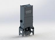 Nassabscheider NAS 6200 / 7,5 MD mit H13 Filter, 130 l Austrag
