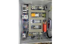 Steuerung für Generatorblechmontageplattform