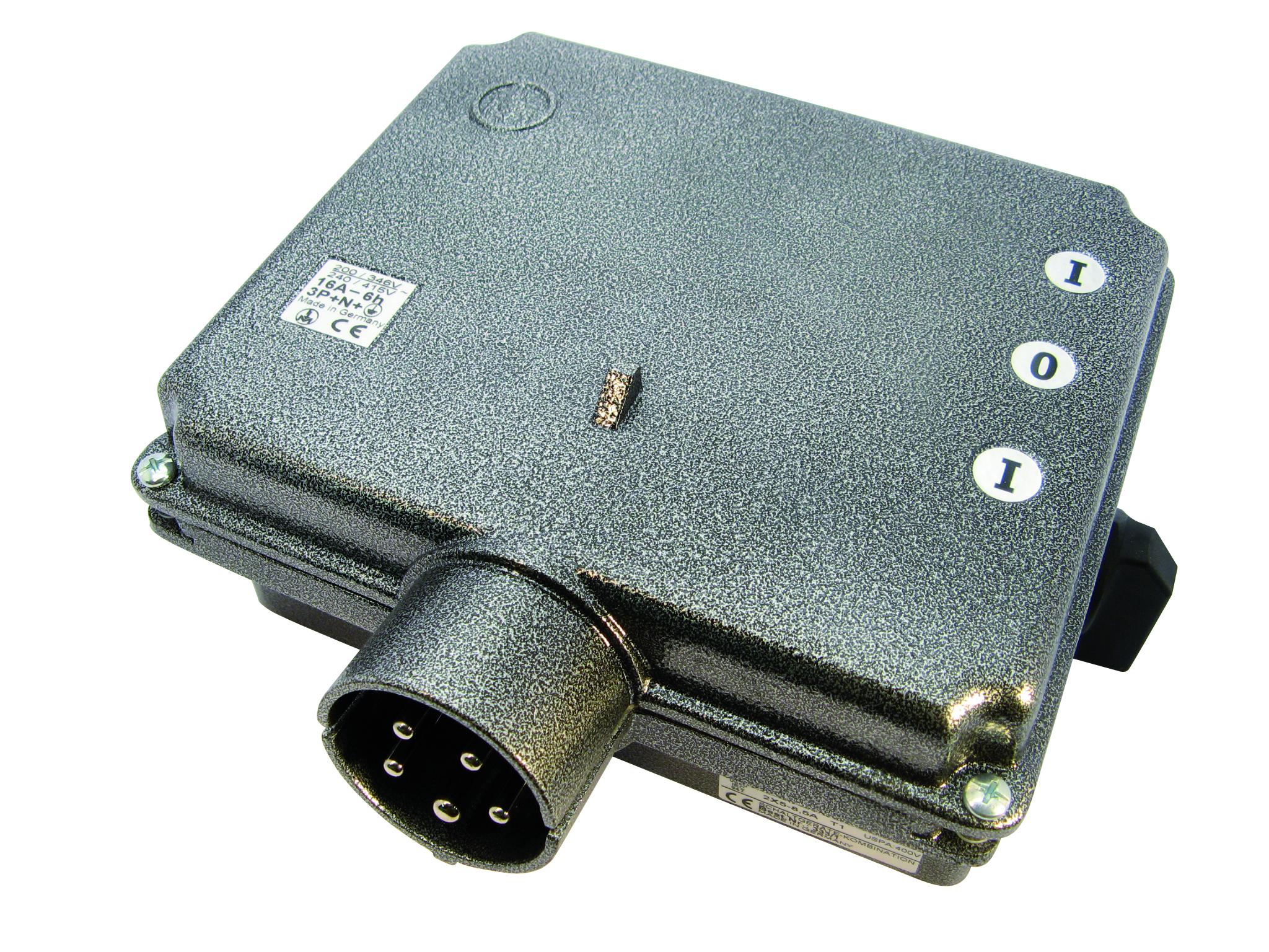 Motorschutzschalter 400V