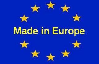Dieses Tripusprodukt wird in Europa hergestellt  - Made in Europe