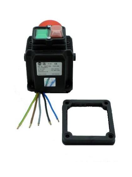 Motorstarter D 400V   Schalter- und Steuerungssysteme   Tripus