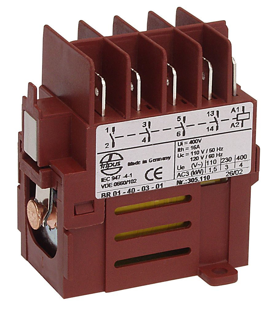 Contactors br01 with 2 make contacts 2 break contacts contactor br01 contactor br01 asfbconference2016 Images