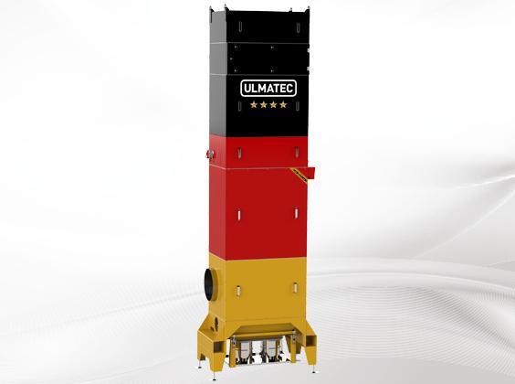 IEP Industrieentstauber WM Edition | ULMATEC GmbH