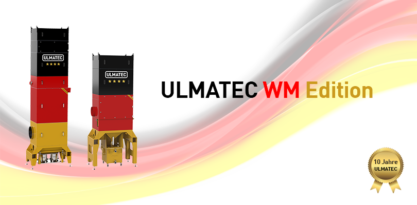 ULMATEC WM Edition - Jetzt Anlage in Deutschland Farben bestellen