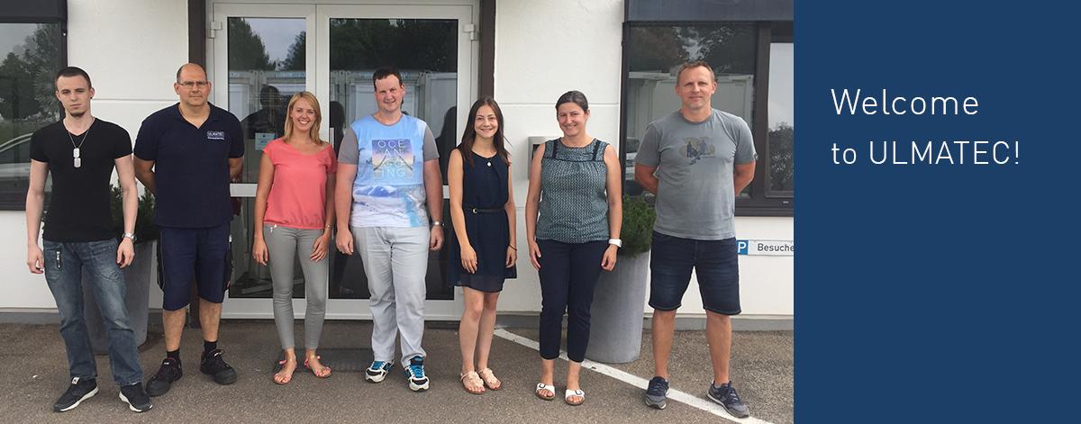 The new pack members   ULMATEC GmbH
