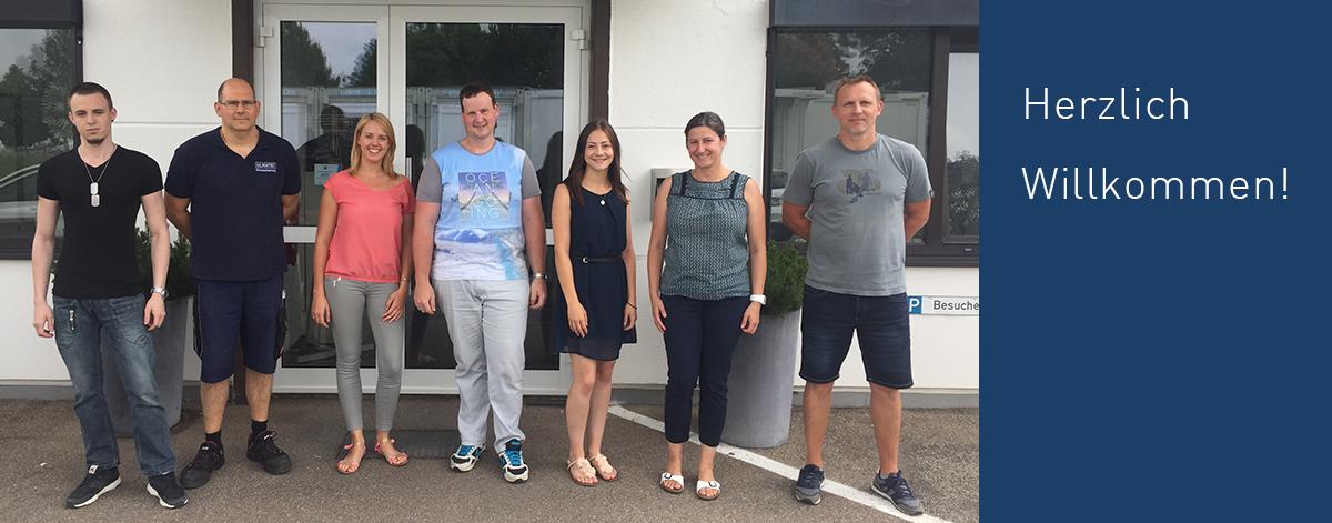 Die neuen Rudel Mitglieder | ULMATEC GmbH