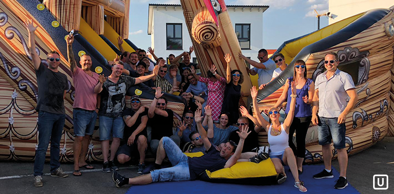 Sommerfest 2018 | ULMATEC GmbH