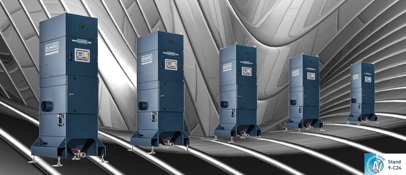Nassabsaugung Aluminium | ULMATEC GmbH