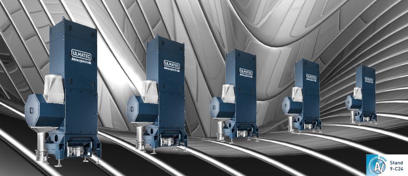 Trockenabsaugung Aluminium | ULMATEC GmbH