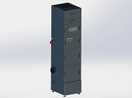 Industrierauchfilter IRF 25-2-2 / 1,1 MD