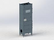 Ölnebelabscheider OES 4600-3-2F / 4,0 MD