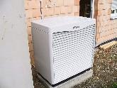 Luft-Wasser-Split-Wärmepumpe (Außeneinheit)