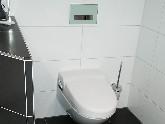 Dusch-WC als hygienische Wohlfühlvariante