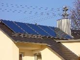 Solar Aufdach